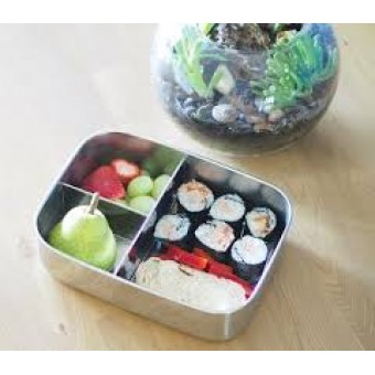 Groceries - Litter Free Living - Large Trio Bento Box - 1800mls