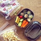 Groceries - Litter Free Living - Duo Bento Lunch Box - 550mls