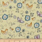 Groceries - Eco Friendly Re-usable Wrap/Mats - Birds n Butterflies