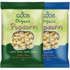Groceries  - Snacks - COBS - Popcorn - Sea Salt - 80g