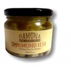 Dairy - Cheese - Baked Almond Feta in Oil  - DAMONA - 250g - Dairy Free Cheese
