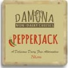 Dairy - Cheese - Pepperjack  - DAMONA - 250g - Dairy Free Cheese