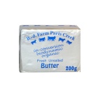 Dairy - Butter - Paris Creek Organic - Unsalted 200g