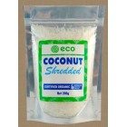 Groceries - Organic - Coconut - Shredded 10kgs Eco Foods