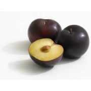 Grower Direct - Conventional - Teagan Blue Plums - - approx 1kg Bag - GROWER DIRECT FROM PICKERING BROOK