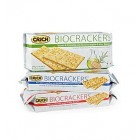 Groceries - Organic - Crackers - Crich Organic Cracker - Unsalted with Extra Virgin Olive Oil - 250g