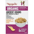 Groceries - Organic - Cereal - Norganic Ancient Grains with Amaranth and Millet 454g