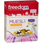 Groceries - Organic - Cereal - Muesli (Wheat & Gluten Free) 500g Freedom Foods