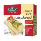 Groceries - Conventional - Crackers - Toasted Rice Crispibread w/gf 125g (Orgran)