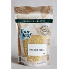 Groceries - Organic - Cereal - Hulled Millet 350g Four Leaf Milling