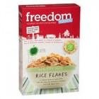 Groceries - Organic - Cereal - Rice Flakes 325g Freedom Foods