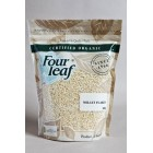 Groceries - Organic - Cereal - Millet Flakes 800g Four Leaf Milling