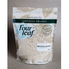 Groceries - Organic - Cereal - Museli Base Mix 800g Four Leaf Milling