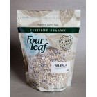 Groceries - Organic - Cereal - Museli  Mix 800g Four Leaf Milling