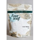 Groceries - Organic - Cereal - Oat Meal 800g Four Leaf Milling