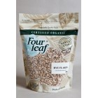 Groceries - Organic - Cereal - Rye Flakes 800g Four Leaf Milling