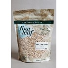 Groceries - Organic - Cereal - Stabilised Rolled Oats 800g Four Leaf Milling