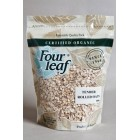 Groceries - Organic - Cereal - Tender Rolled Oats 800g Four Leaf Milling