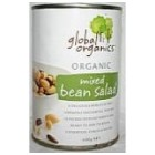Groceries - Organic - Beans - Mixed Bean Salad 400g tin Global Organics