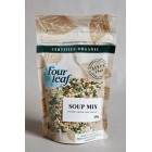 Groceries - Organic - Soup Mix 350g Four Leaf Milling
