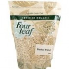 Groceries - Organic - Cereal - Barley Flakes 800g Four Leaf Milling