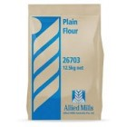 Groceries - Conventional - Flour - Plain Flour 12.5kgs Allied Mills