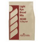 Groceries - Conventional - Flour - Light Rye Bread Mix 12.5kgs Allied Mills