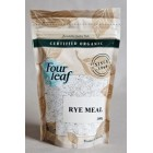 Groceries - Organic - Flour - Rye Meal 300g Four Leaf Milling
