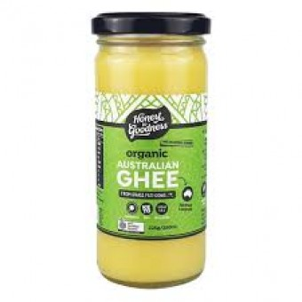Groceries - Organic - Honest To Goodness Organic Ghee -  250mls