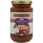 Groceries - Organic - Ready Meal Sauce -  Ozganics - Rogan Josh Curry Sauce  - 375g