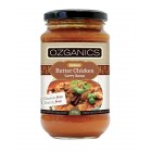 Groceries - Organic - Ready Meal Sauce -  Ozganics - Butter Chicken Curry Sauce - 375g