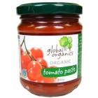 Groceries - Organic - Sauce - Tomato Paste 200g jar Global Organics