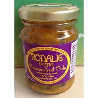 Groceries - Conventional - Spreads - Passionfruit Pulp 145g - Ronalie