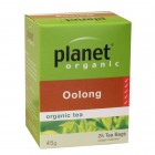 Organic - Drinks - Tea - Planet Organic - Oolong Tea Bags - 25 bags - 45g