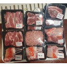 Meat - ORGANIC Lamb - 8kg Half Lamb Side -  WA Farm Direct