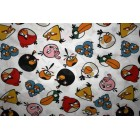 Groceries - Eco Friendly Re-usable Bags - Wet Bag 30 - Angry Birds