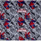 Groceries - Eco Friendly Re-usable Bag - Zip-it 15 - Spiderman