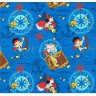 Groceries - Eco Friendly Re-usable Wrap/Mats - Jake & Neverland Pirates
