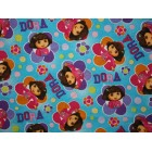 Groceries - Eco Friendly Re-usable Wrap/Mats - Dora Blue