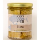 Groceries - Fish - Tuna in Oil - Glass Jar 200g - Good Fish