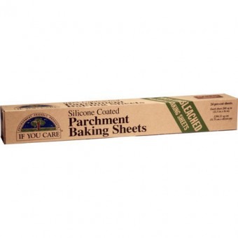 Groceries - If You Care - Baking - Parchment Sheets 24