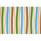 Groceries - Eco Friendly Re-usable Snack Bags - Brown Stripes