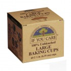 Groceries - If You Care - Baking - Baking Cups Large 60