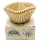 Groceries - If You Care - Baking - Baking Cups Jumbo 24