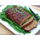 Meat - BEEF - Honey Soy Meatloaf - Approx 800g