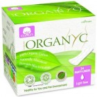 Groceries - Feminine - Organyc OYC  Thin Panty Liners (Folded) - Light 24s