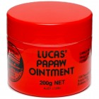 Groceries - Moisturiser - Lucas Paw Paw Ointment 200gm