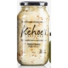 Groceries - Organic - Sauerkraut - Kehoe's Traditional - 650mls