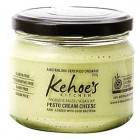 Groceries - Organic - 2x Dip Cheese - Pesto  - 250g