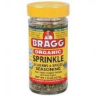 Groceries - Organic - Salts/Spices - Organic Sprinkle 42.5g - 24 Herbs and Spices - BRAGG